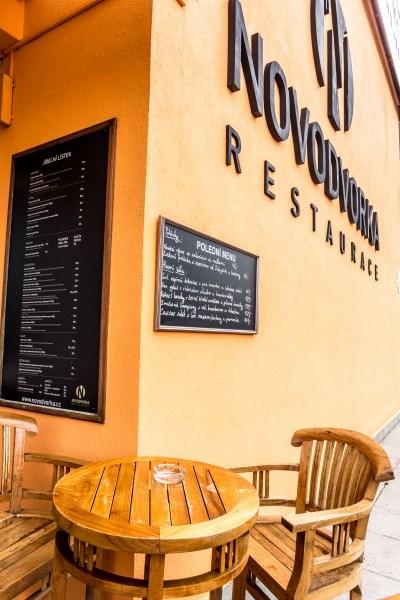 Novodvorka Restaurace Praha